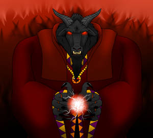 Phaun Niggurath with spell
