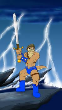 Warrior of Mustelid