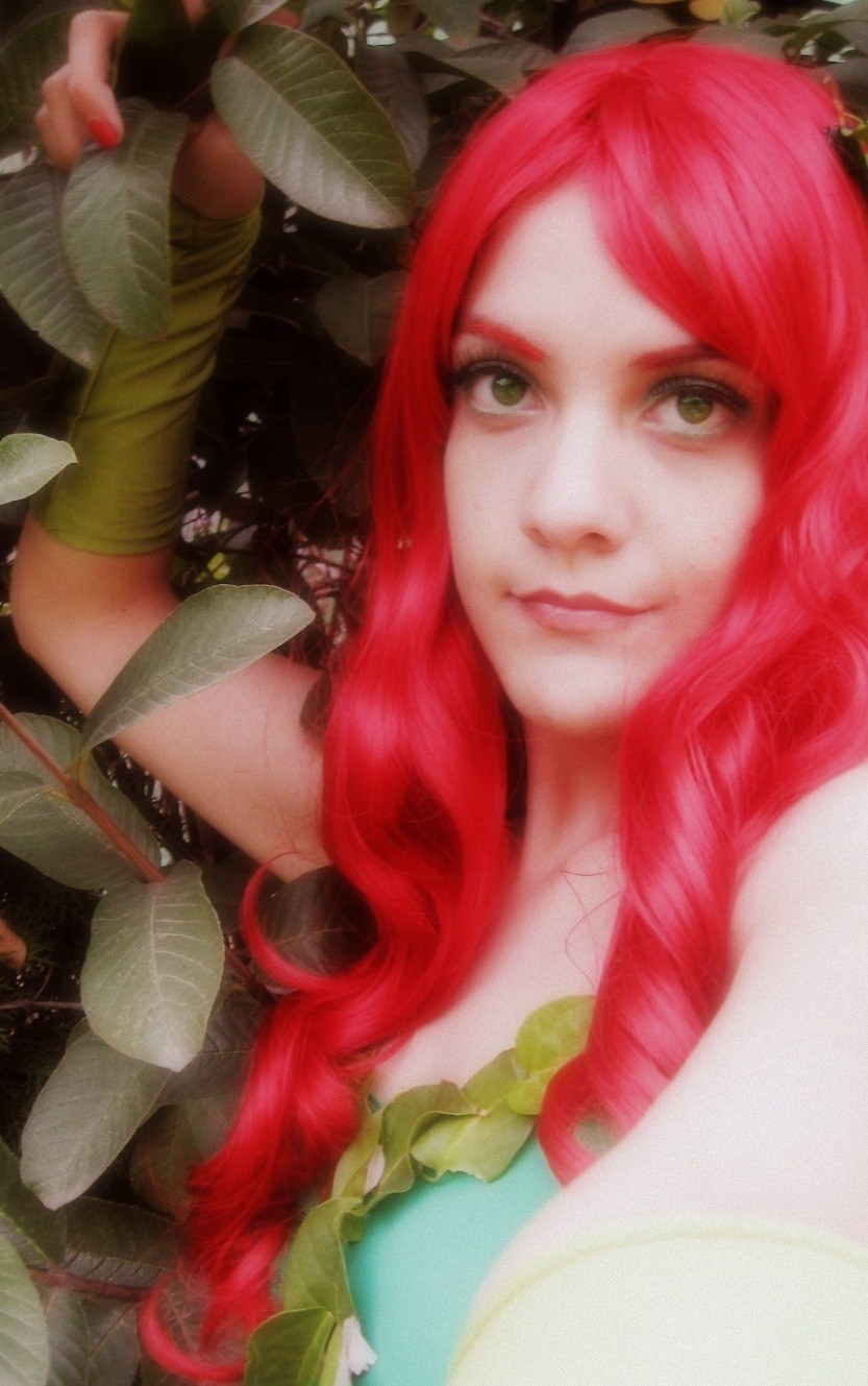 Poison Ivy Cosplay by BluePandora09