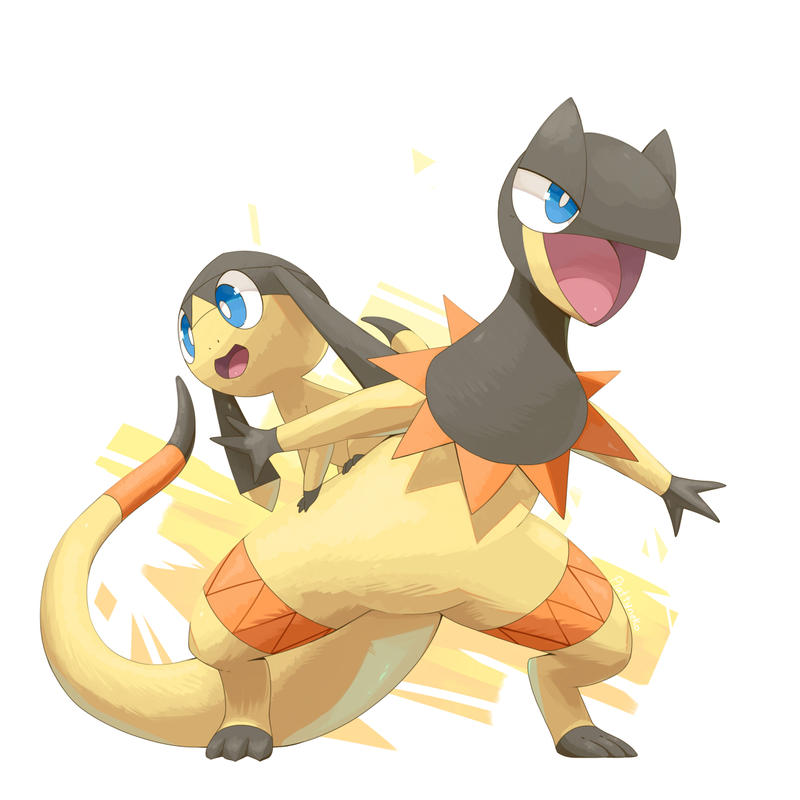 F Ewgeb75bdnqm Helioptile is a electric and normal type pokémon. 2