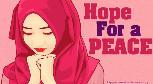 HopeForaPeace by usmanwidodo by usmanwidodo