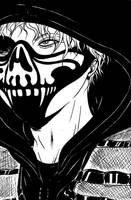 Dean Ambrose by warui-69
