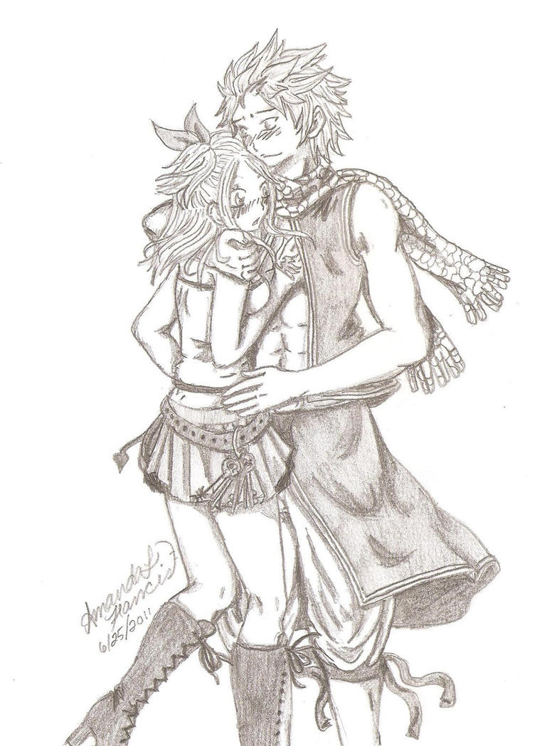 Fairy tail lucy x natsu by black dragon93 on deviantart - Fairy tail natsu x lucy ...