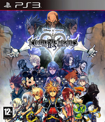 Kingdom Hearts II.5 HD Remix Cover [FanMade]