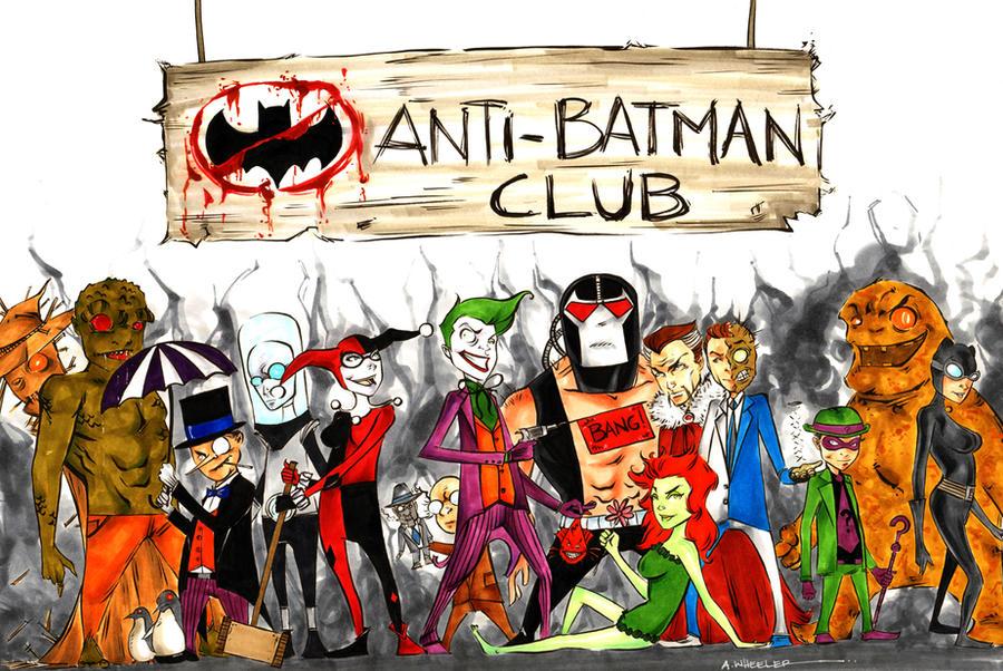 Anti Batman Club