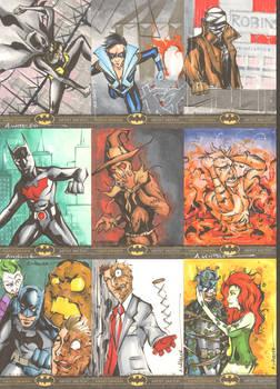 Batman: The Legend Sketchcards 6