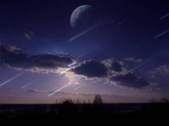 Nightcall by melodyphantom