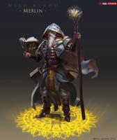 Merlin Final by texahol