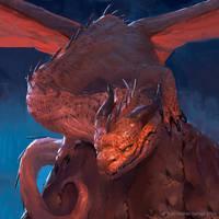 Dragon by texahol