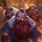 horde of undead dwarves