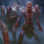 elven zombie horde