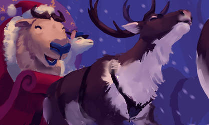 merry goatmas