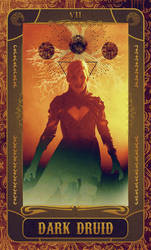 Major Arcana - VII - Dark Druid