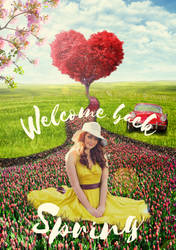 Welcome Back Spring by Loupii