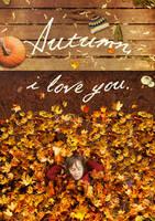 Autumn, i love you.