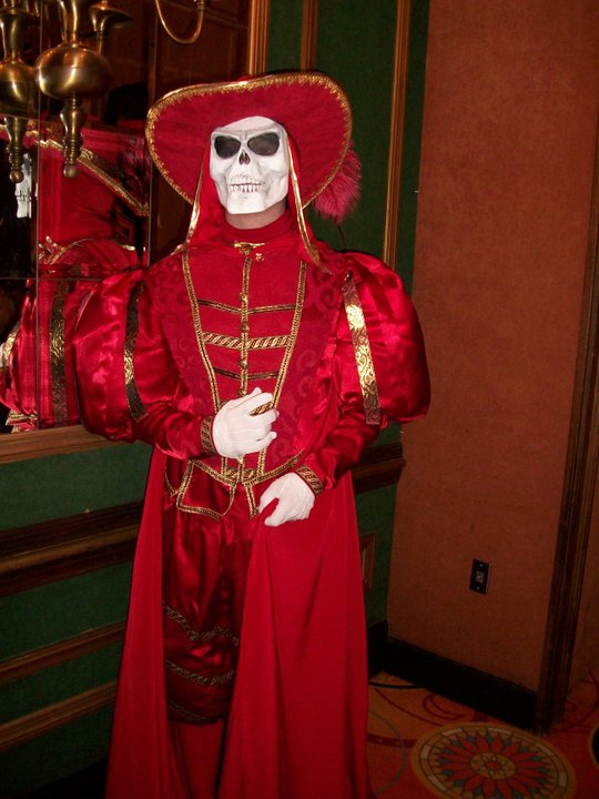 The Masque of the Red Death by ZacharyRyanCostumes on DeviantArt