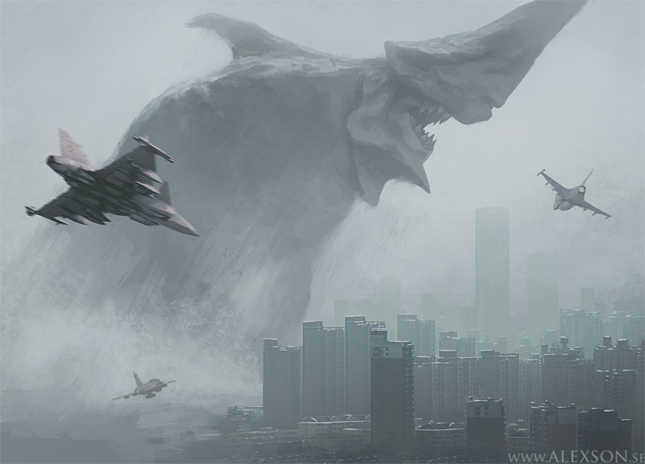 Pacific Rim Knifehead Wallpaper Knifehead by alexson1 ...