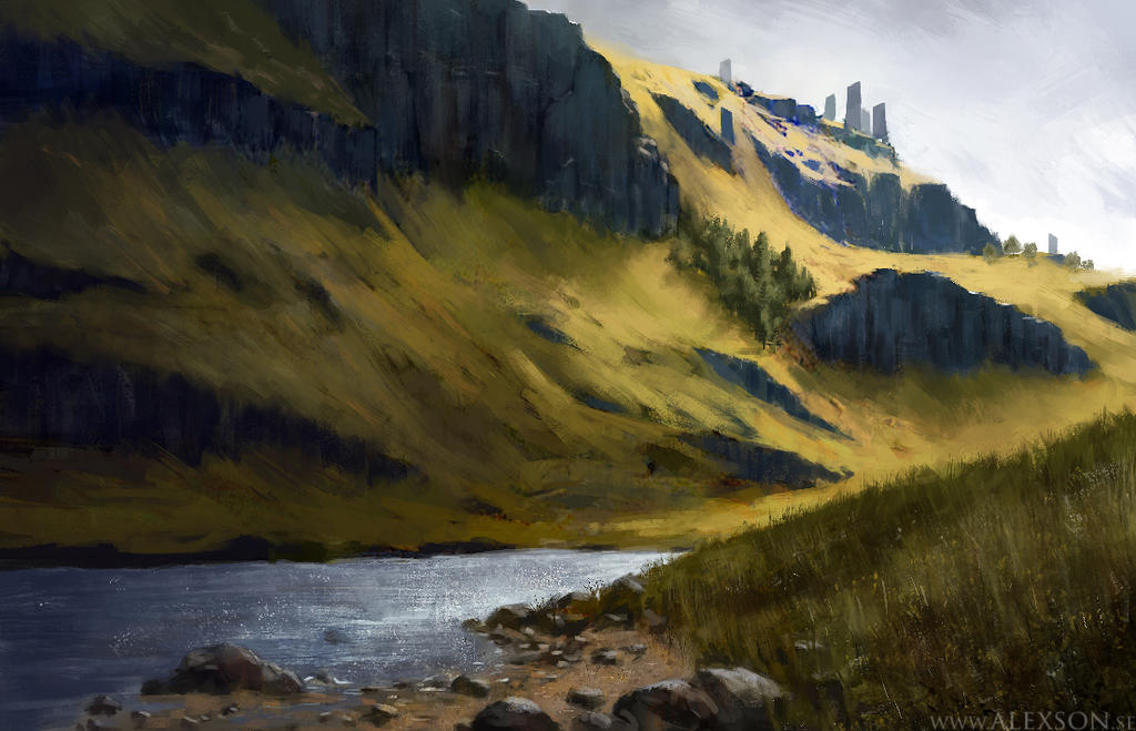 Landscape1 by alexson1