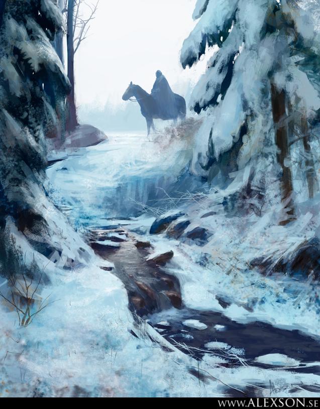 Winter by alexson1
