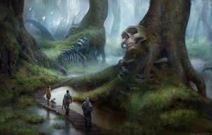 Dead Guardians by alexson1