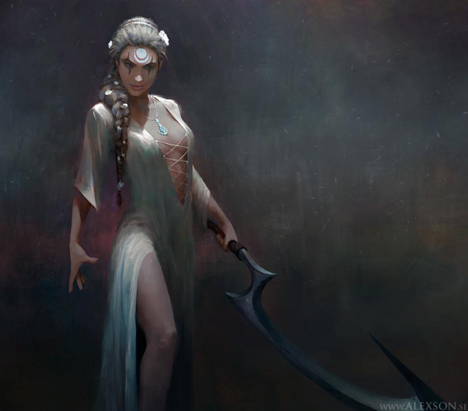 Diana by alexson1
