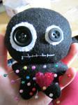 Voodoo Doll by RockMusicAndEyeliner