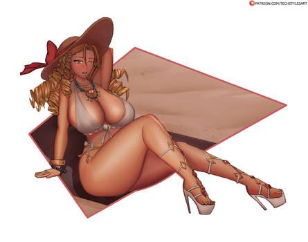 Karin Bikini