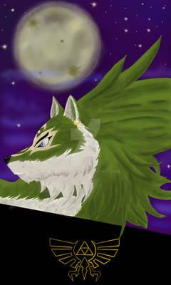LoZ .:Wolf Link:.