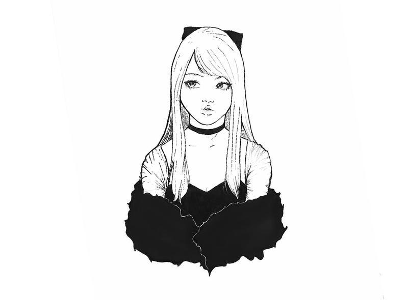 Alice (fan-art) by Pencilscrack