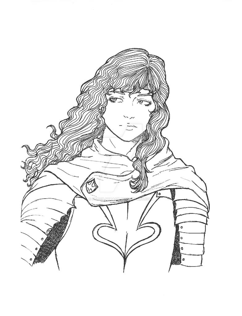 Griffith by Pencilscrack