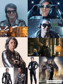 Peter Maximoff Collage