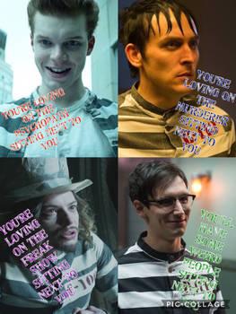 Gotham Villains~Heathens