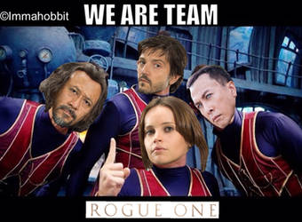 We Are Team Rogue One