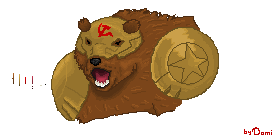 Bear - Red Alert 3 by Domisea