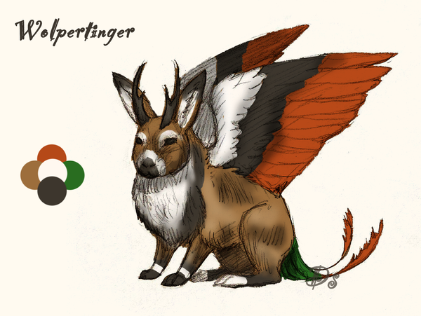 Wolpertinger auction by Domisea