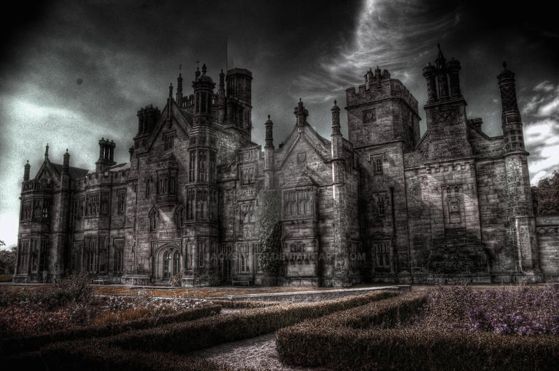 Gothic Architecture two by JackSivyer