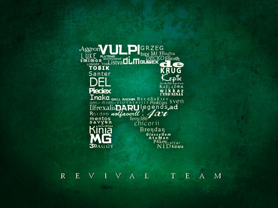 Revival Team by Gusiek78