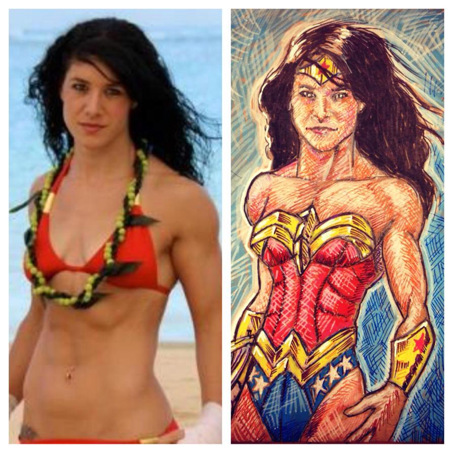 Wonder Woman by rynoman190
