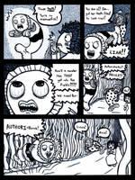 Under Odyssey Chapter 5 Page 3 by EvilCake