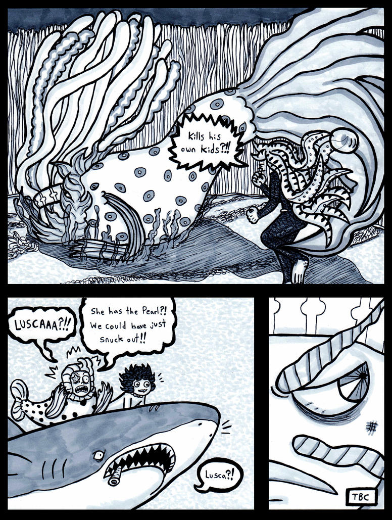 Under Odyssey Chapter 7 Page 22 by EvilCake
