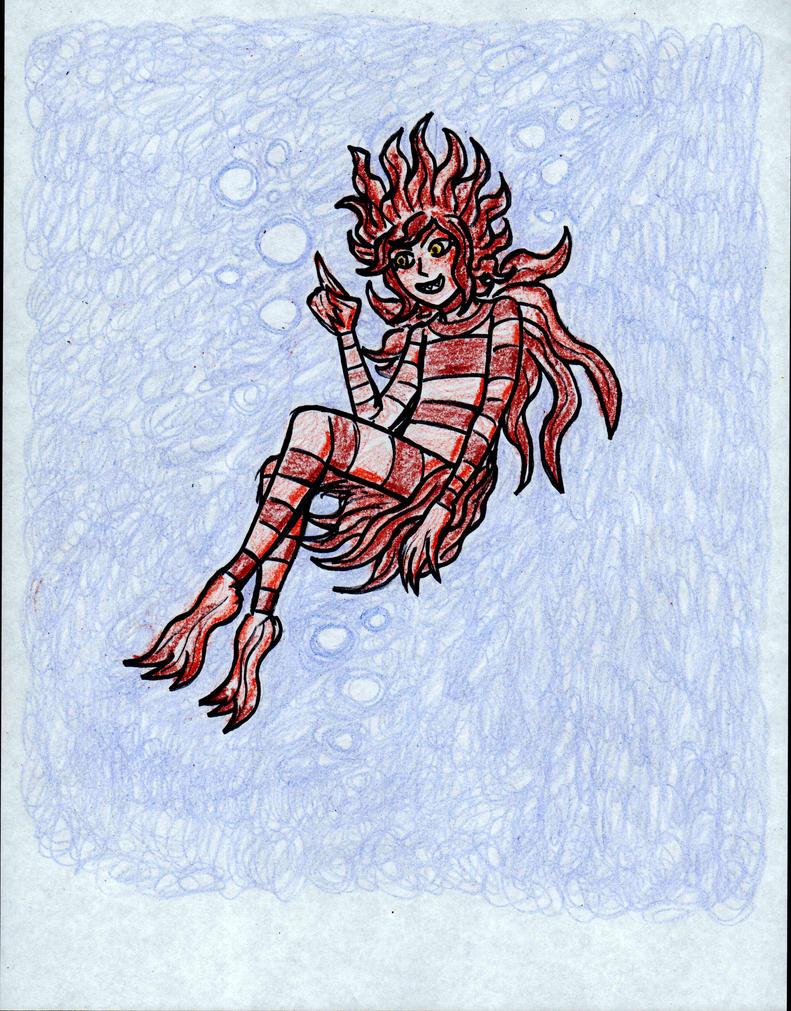 Crayon Odyssey 5 by EvilCake