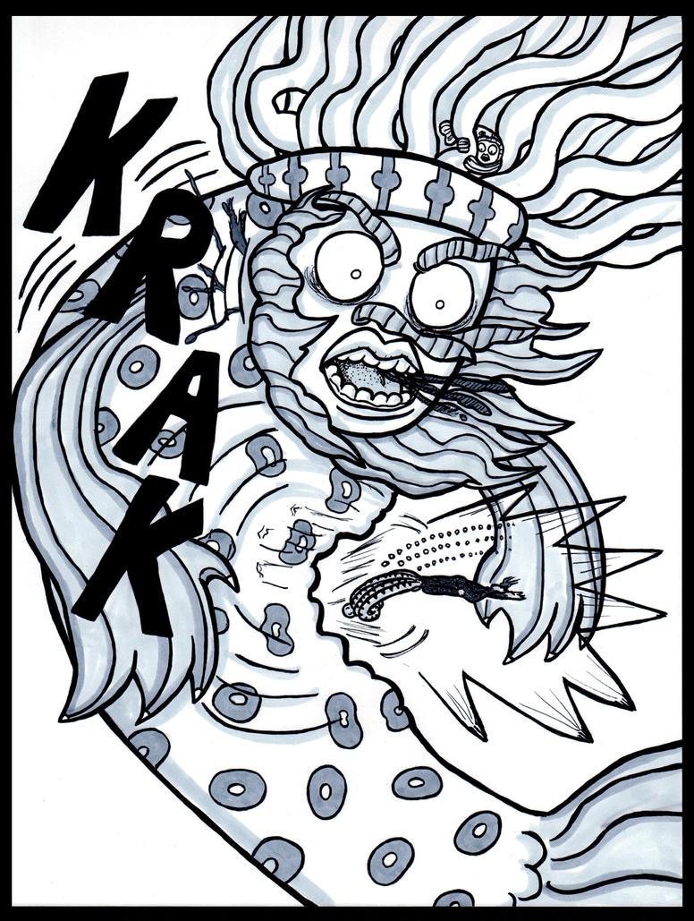 Under Odyssey Chapter 8 Page 20 by EvilCake