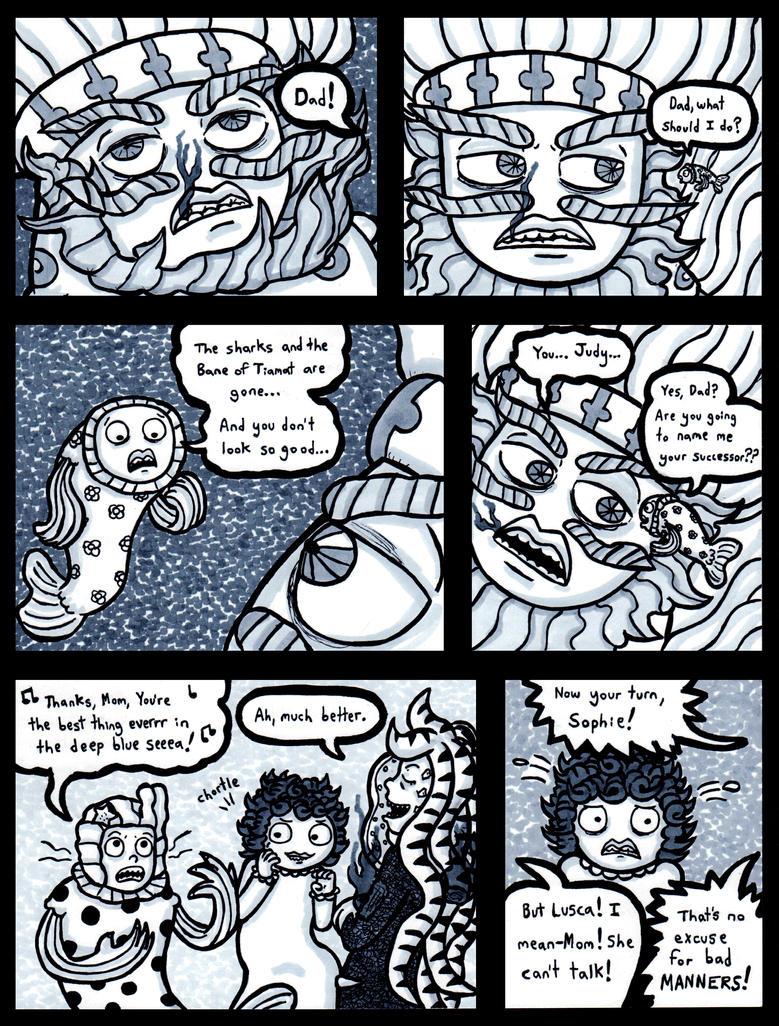 Under Odyssey Chapter 8 Page 21 by EvilCake