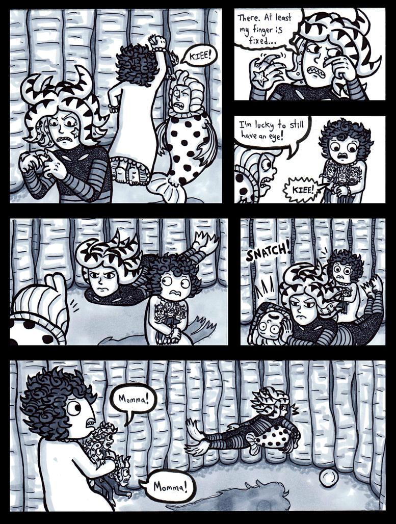 Under Odyssey Chapter 11 Page 19 by EvilCake