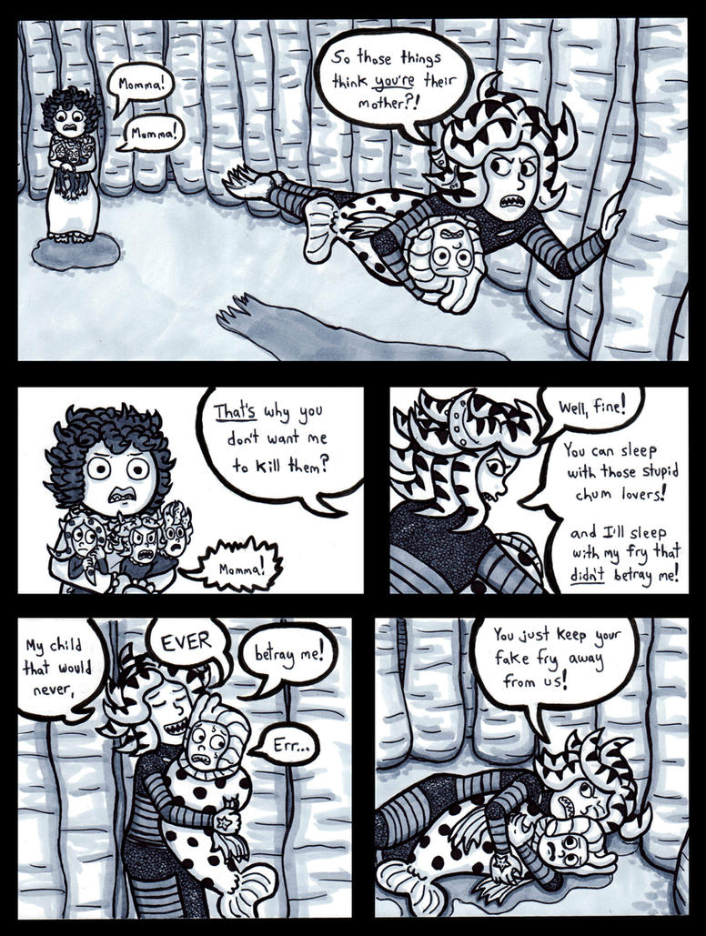 Under Odyssey Chapter 11 Page 20 by EvilCake