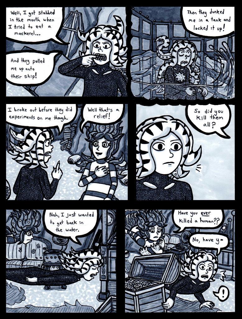 Under Odyssey Chapter 12 Page 19 by EvilCake