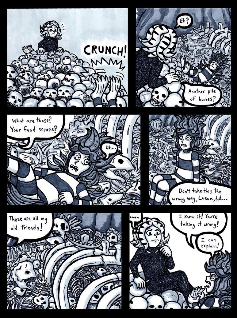 Under Odyssey Chapter 12 Page 21 by EvilCake