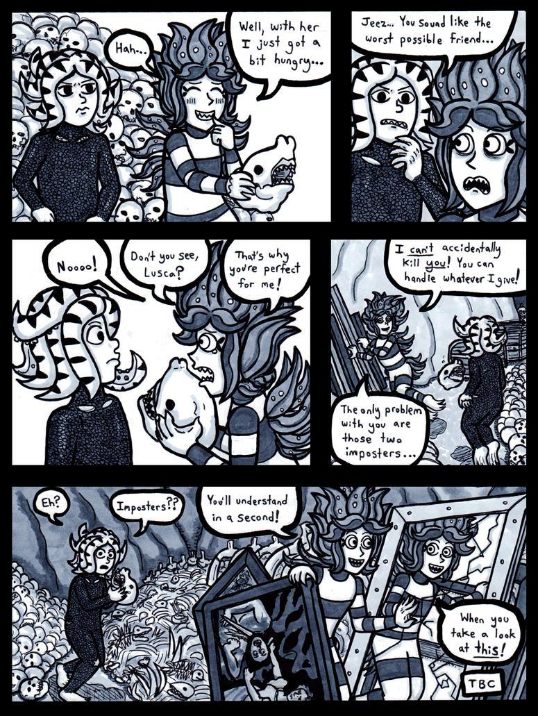 Under Odyssey Chapter 12 Page 23 by EvilCake