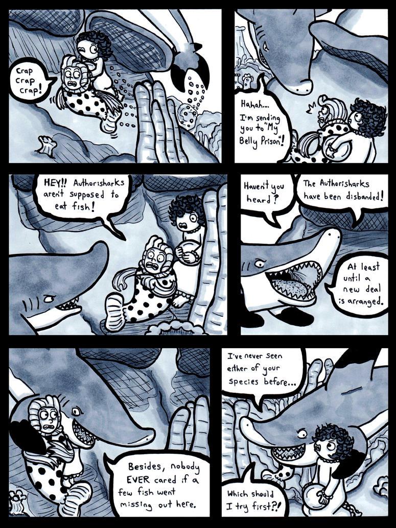 Under Odyssey Chapter 13 Page 19 by EvilCake