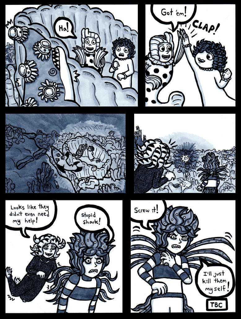 Under Odyssey Chapter 13 Page 23 by EvilCake